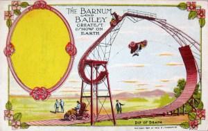 L'autobolide - Encyclopédie du Cirque