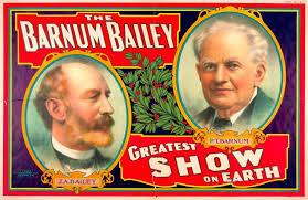 Barnum & Bailey - portraits