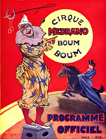 Medrano – Boum-Boum, le cirque mythique