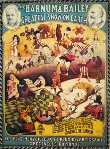 Barnum & Bailey Circus en France - un rêve d'enfant