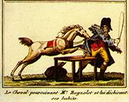Rognolet et son cheval