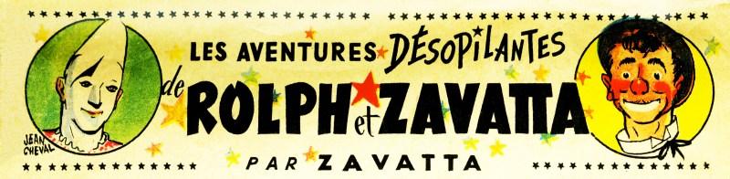 Rolph et Zavata par Cheval - Star du Cirque