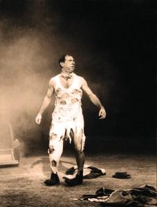 Achille Zavatta à Medrano -Star du Cirque - photo Pierre j. Dannès