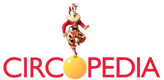 Logo de Circopedia - Cirque étrangers