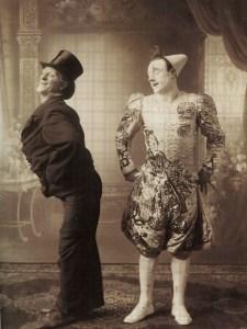 Antonet et Grock - clown de légende