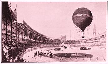 Arènes Nationales - Hippodromes parisiens