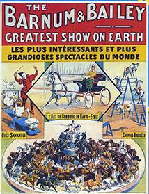 Année 1902 au Cirque