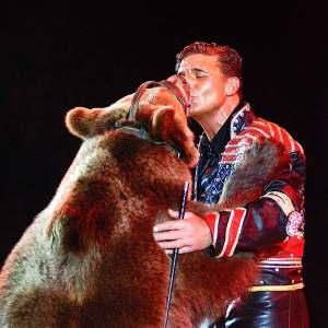 Eddy Laforte par Yvon Kervinio en 2006 - photographe et éditeur de Cirque