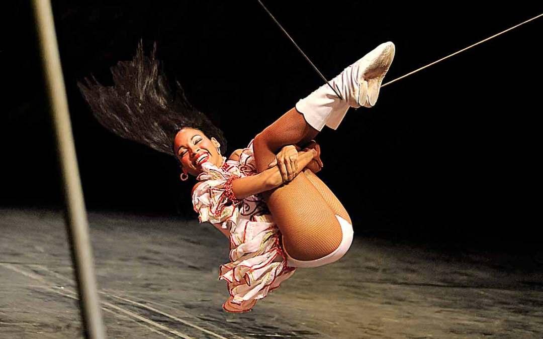 Yvon Kervinio, photographe et éditeur de Cirque