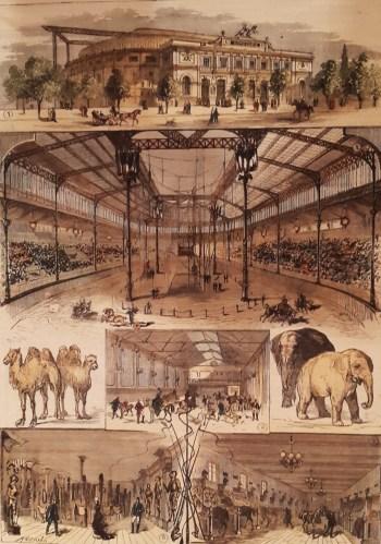 L'Hippodrome de l'Alma - Hippodromes parisiens