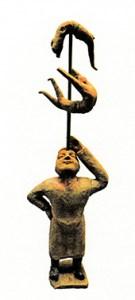 Perchistes chinois - Dynastie des Wei - Premiers cirques dans le monde
