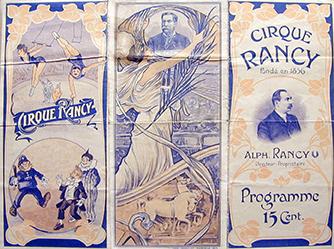 Cirque Théodore Rancy - jongleur pour rire