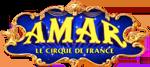 Logo Amar - cirques français