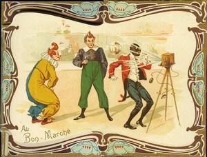 Foottit et Chocolat au Nouveau Cirque - Année 1902 Cirque