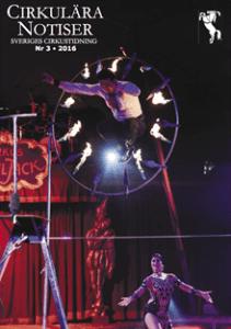 Revue Cirkuläre Notiser - Revues de Cirque