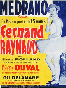 Fernand Raynaud - Direction Jérôme Medrano