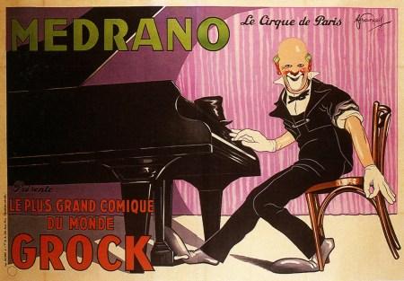 Grock à Medrano - Direction Jérôme Medrano