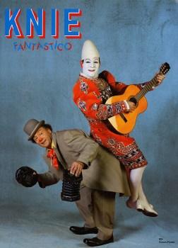 Knie magazine - Revues de Cirque