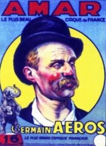 Affiche Germain Aéros
