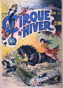 Cirque d'Hiver, direction Franconi