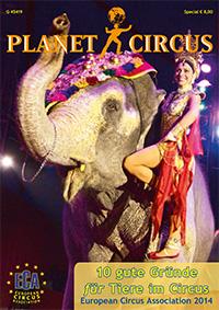 Planet Circus - Revues de Cirque