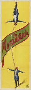 Top mounter : Morandini - Circus Dictionary