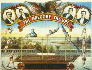 Bar act - Gregory - Circus Dictionary