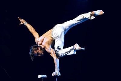 Balance act -andre stykan - Circus Dictionary
