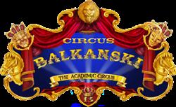 Logo Balkanski - Cirques européens