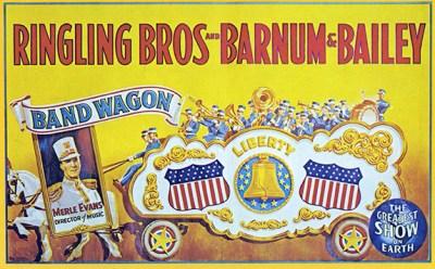 Bandwagon - Circus Dictionary