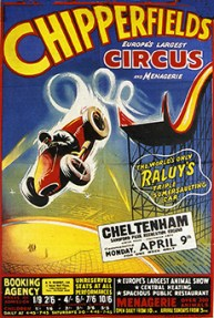 Somersault car : Raluy -Circus Dictionary