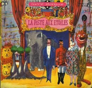 La Piste aux Etoiles - Gilles Margaritis couverture du disque