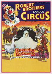 Exotics Robert Bros - Circus Dictionary