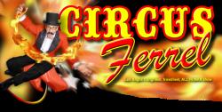 Logo Ferrel - Cirques européens