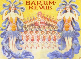 Girls revue -Circus Dictionnary