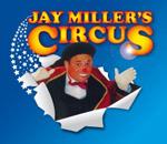 Logo Jay Miller - Cirques européens