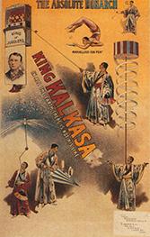 Spinning top : Kalkasa - Circus Dictionary
