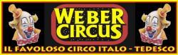 Logo Weber - Cirques européens
