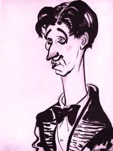 Portrait de Mac Ronay - Mac Ronay