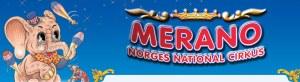 Logo Merano - Cirques européens
