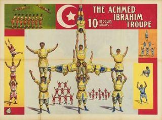 Pyramid Circus Dictionary