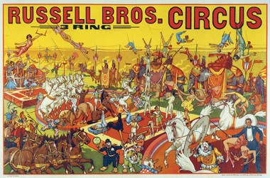 American Circus - Circus Dictionnary