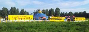 Façade de Barlay - Cirques européens