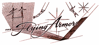 Net - The flying Armor -Circus Dictionary