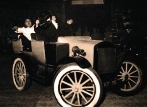 La Ford en Folie avec Margaritis et Tchernia - photo Pierre J. Dannès
