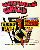 Walk of death - Circus Dictionary