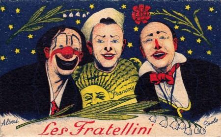 Albert, François, Paul Fratellini - Fratellini