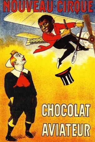 Chocolat aviateur - Foottit et Chocolat