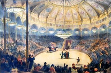 Cirque de lImpératrice - Définition Cirque