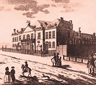 Royal Circus, le premier cirque au monde